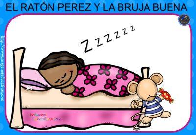 """Cuento pon pictogramas """"El Ratoncito Pérez"""" (11)"""