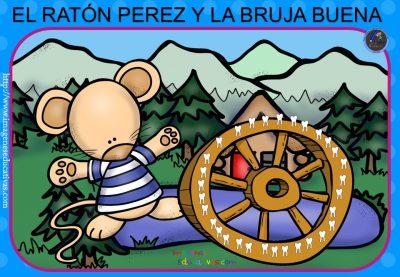 """Cuento pon pictogramas """"El Ratoncito Pérez"""" (7)"""
