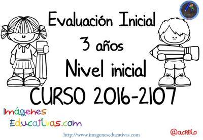 Evaluación inicial Educación Infantil 3 AÑOS (1)