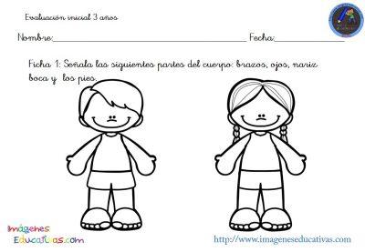 Evaluación inicial Educación Infantil 3 AÑOS (2)