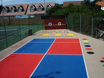 Kid's Zone with Activity Markings - Lincolnshire