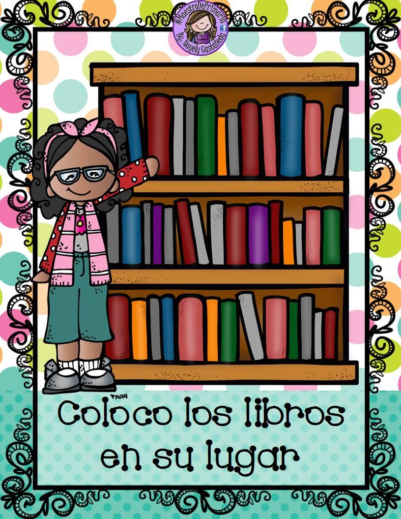 Reglamento de la biblioteca escolar 5 imagenes educativas for Partes de una biblioteca