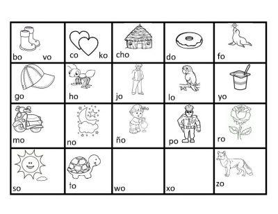 El Método De Los 20 Días Lectoescritura Imagenes Educativas