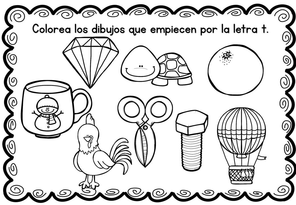 Cudernillo Repaso Abecedario Segunda Parte 21 Imagenes Educativas