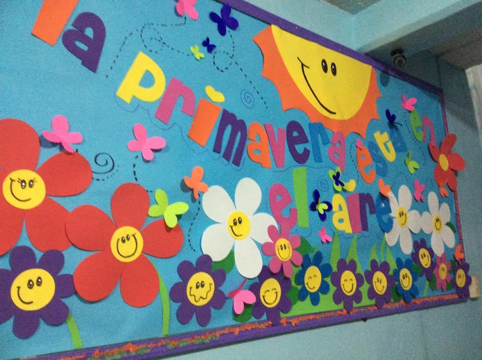 Periodico mural mes de abril 3 imagenes educativas for Componentes de un periodico mural