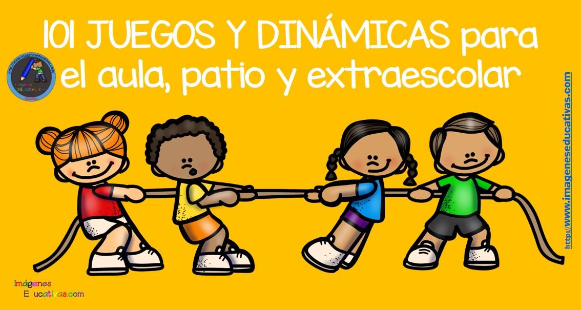 101 Juegos Y Dinamicas Para El Aula Patio Y Extraescolar Imagenes