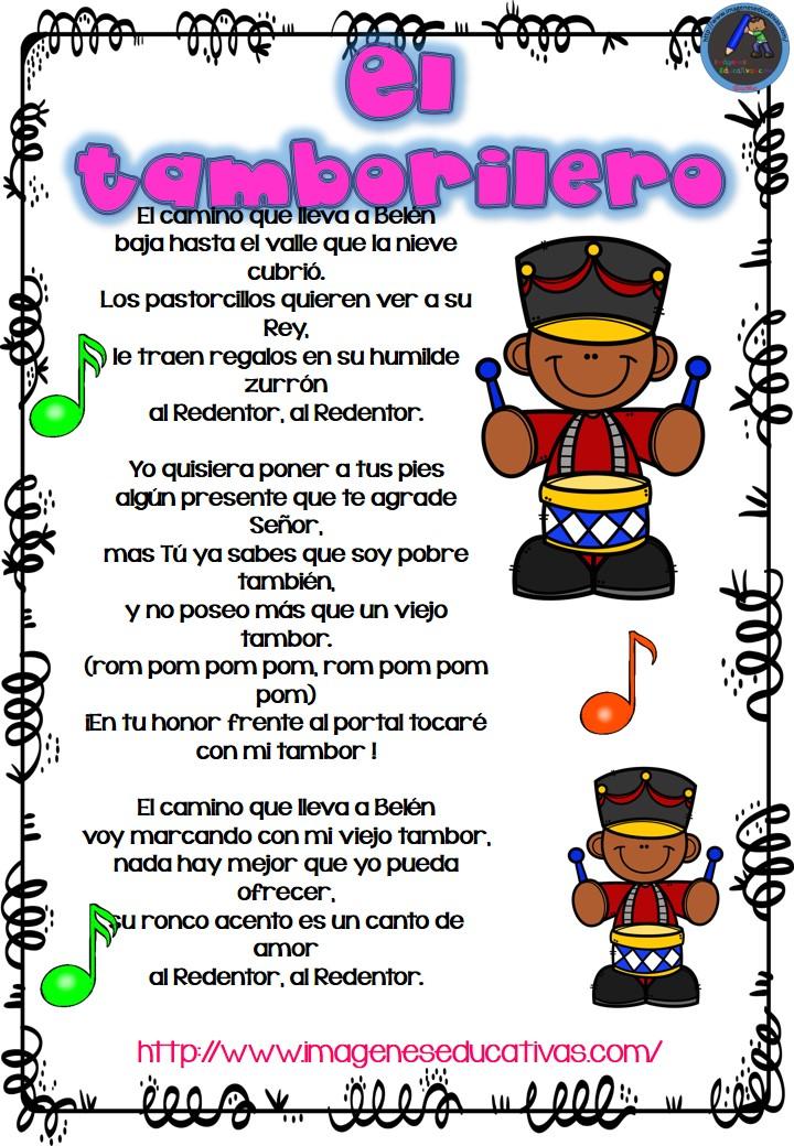 Villancicos y canciones de navidad (8) Imagenes Educativas