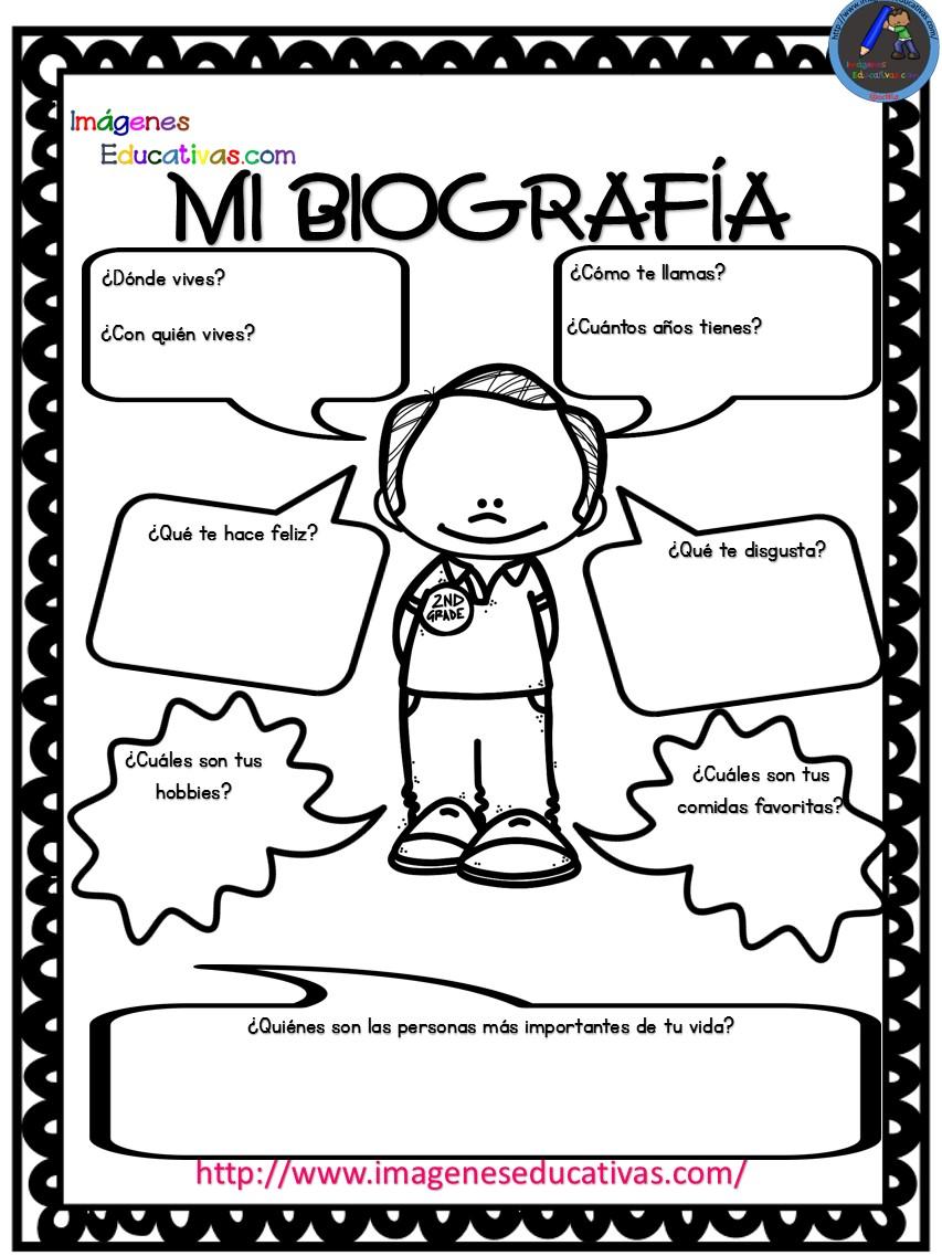Ejemplo De Una Autobiografia De Un Niño De 11 Años Compartir Ejemplos