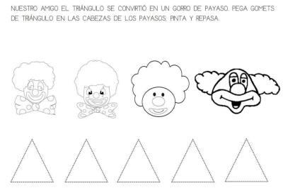 Cuentos De Las Figuras Geometricas Imagenes Educativas