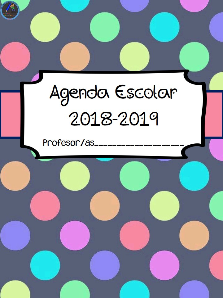 Agenda 2018 2019 Descargar Cantineoqueteveo