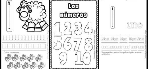 Los Números Archivos Imagenes Educativas