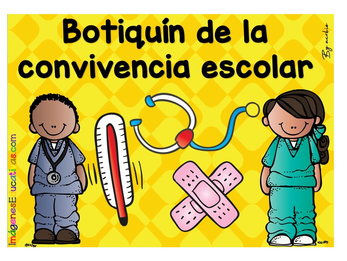 Botiquín De La Convivencia Escolar 1 Imagenes Educativas