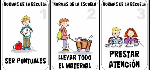 Normas De Clase Archivos Imagenes Educativas