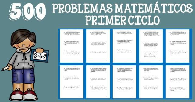 500 Problemas Matematicos Para Primer Grado De Primaria Imagenes Educativas