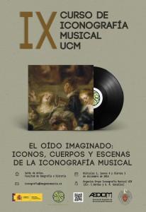 IX Curso Iconografía Musical UCM