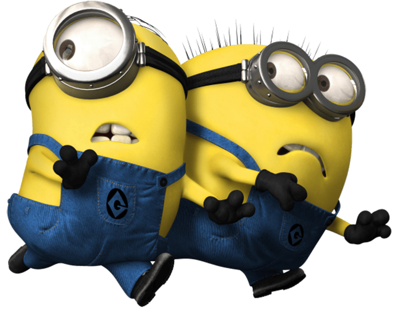 Minions 45  Imagens PNG