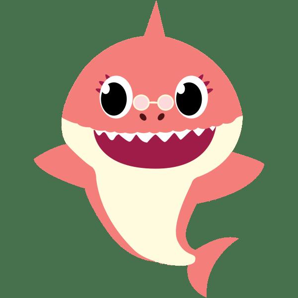 Grandma Shark 01