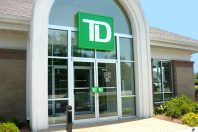 TD Bank – Toronto, Ontario – US Branding Conversion