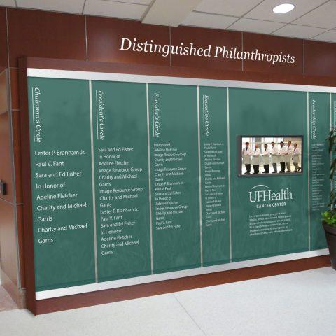 Orlando Health (Concept) – Financial Philanthropy