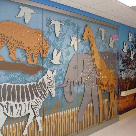 Prisma Health Children's Hospital – Financial Philanthropy (Grassland)