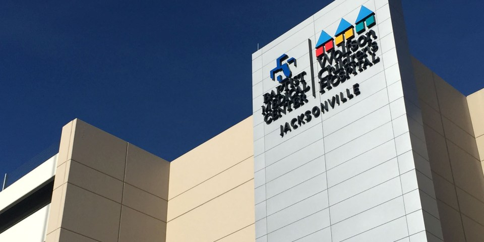 Baptist Medical Center Garage A – Jacksonville, FL