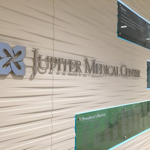Jupiter Medical Center – Financial Philanthropy