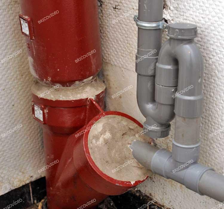 Rponses Plomberie Bricolage Evacuation Tout Lgout