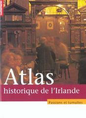 Atlas historique de l'Irlande / Collectif