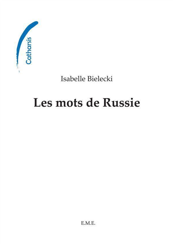 """Résultat de recherche d'images pour """"les mots de russie bielecki"""""""