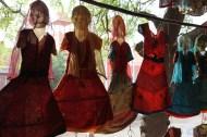 Mannequins dans une boutique de la ville de Jaipur - Inde 2012