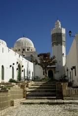 Entrée du mausolée de Sidi Bou Makhlouf, El Kef - Tunisie 2009
