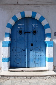 Porte de la Medina de Sousse - Tunisie 2012