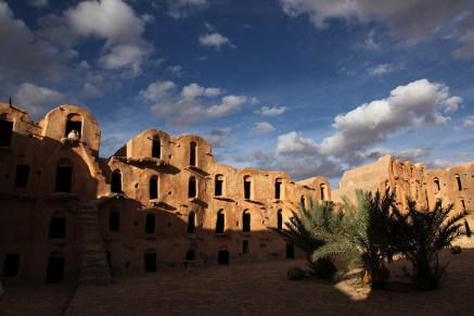 Les greniers fortifiés de Ksar Ouled Soltane – Tunisie 2012