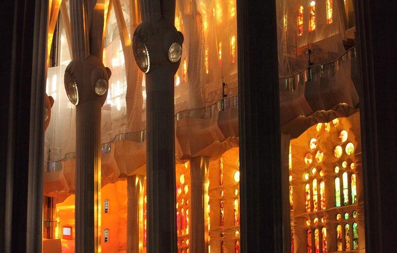Sagrada Familia, le chef d'œuvre de Gaudi