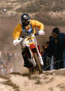 Enduro du Touquet, 1992