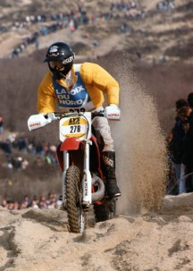 Enduro du Touquet, 250 Honda CR, 1992