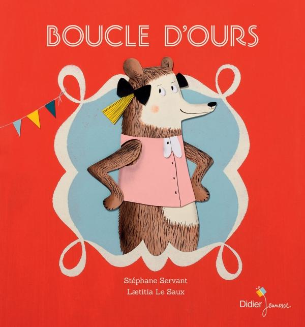 Couverture - Boucle d'ours