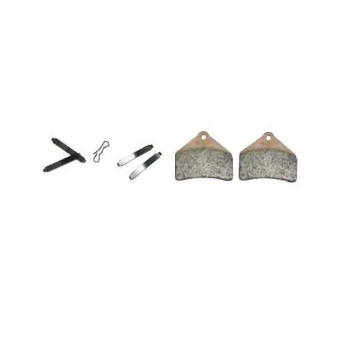 Semi Metallic Brake Pad Set ARCTIC CAT CROSSFIRE 600 EFI