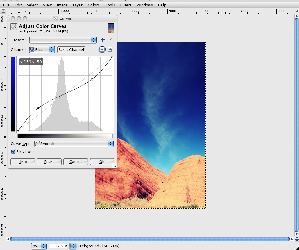 how to make santance curve in word 10