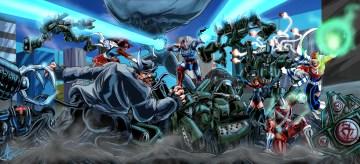 Battle in Atlas