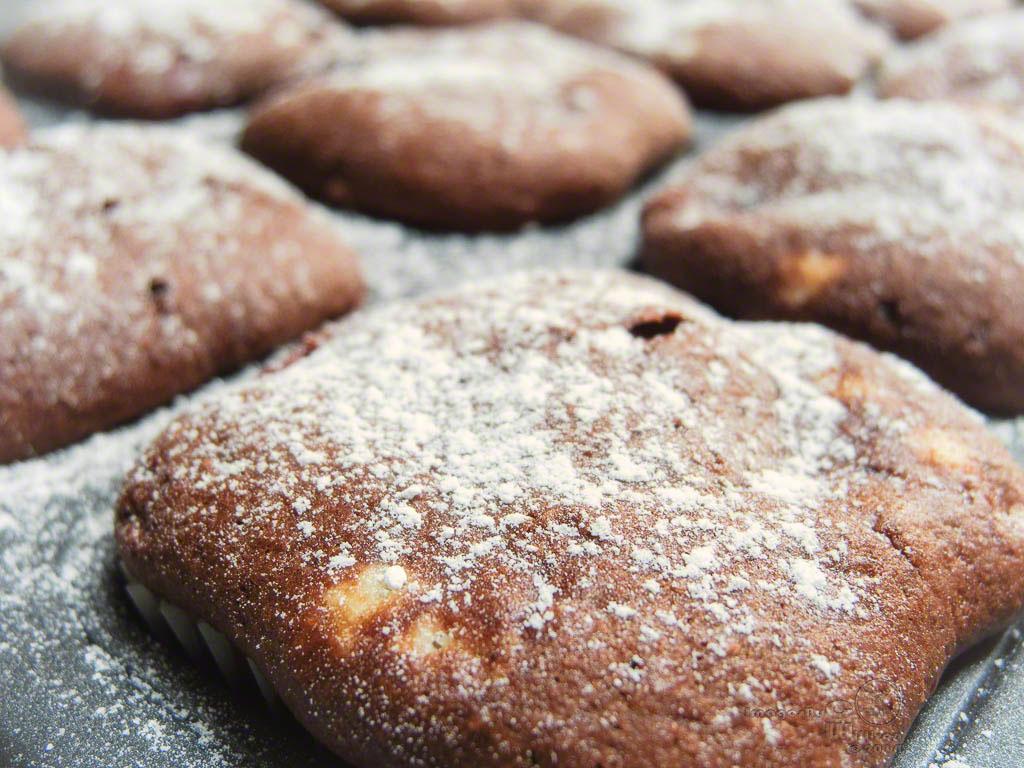 Sweet - Donauwellen Muffins