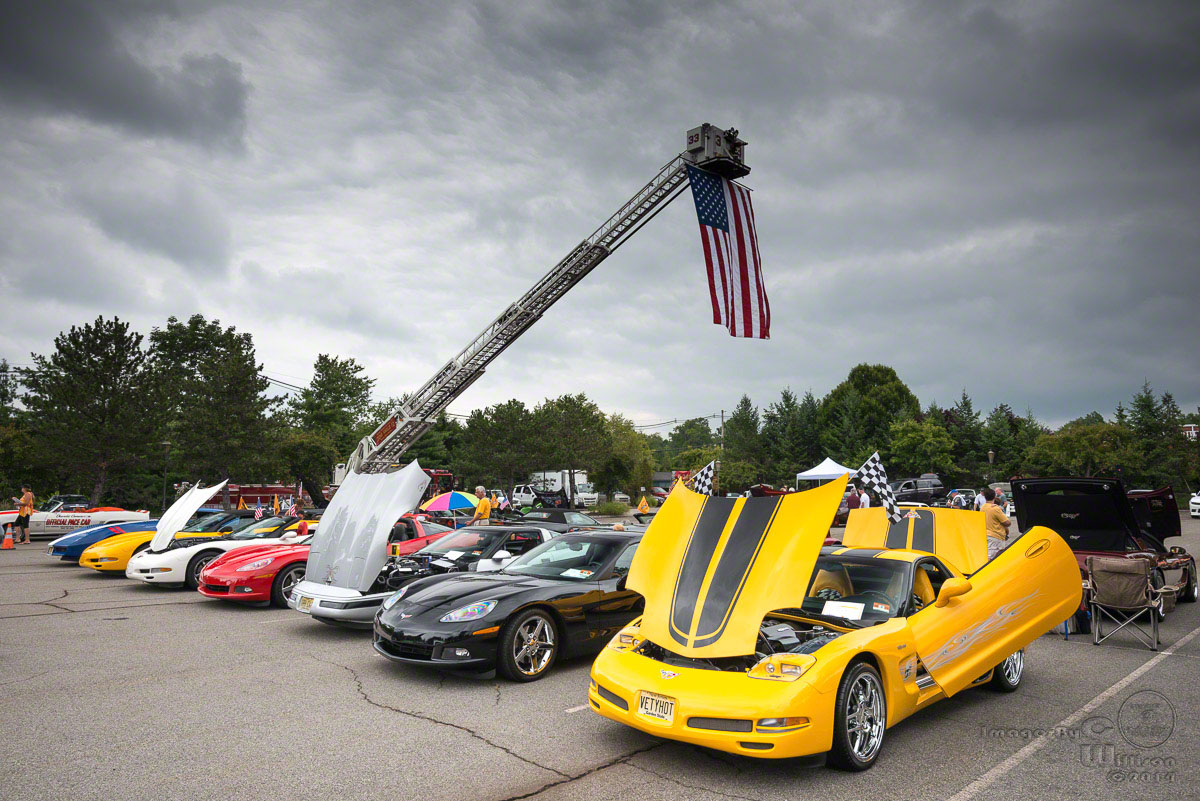 Car Show Birchwood Manor Whippany