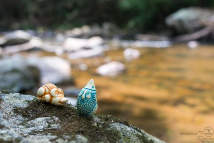 Weasel & Gnome in the Gorge