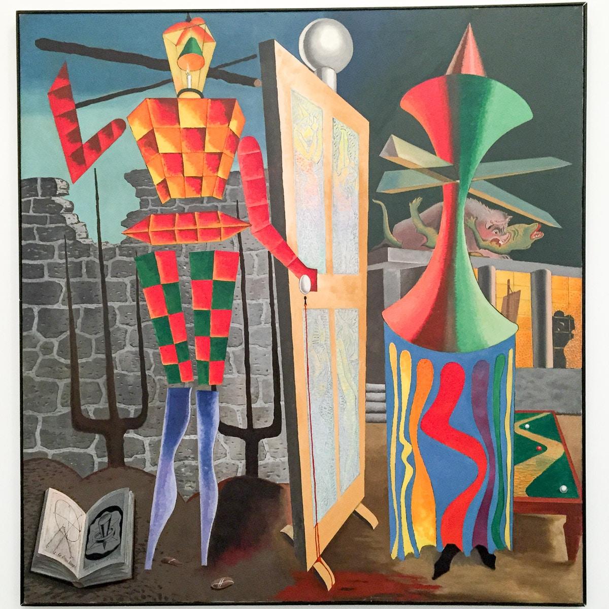 Philadelphia, modern, art, painting