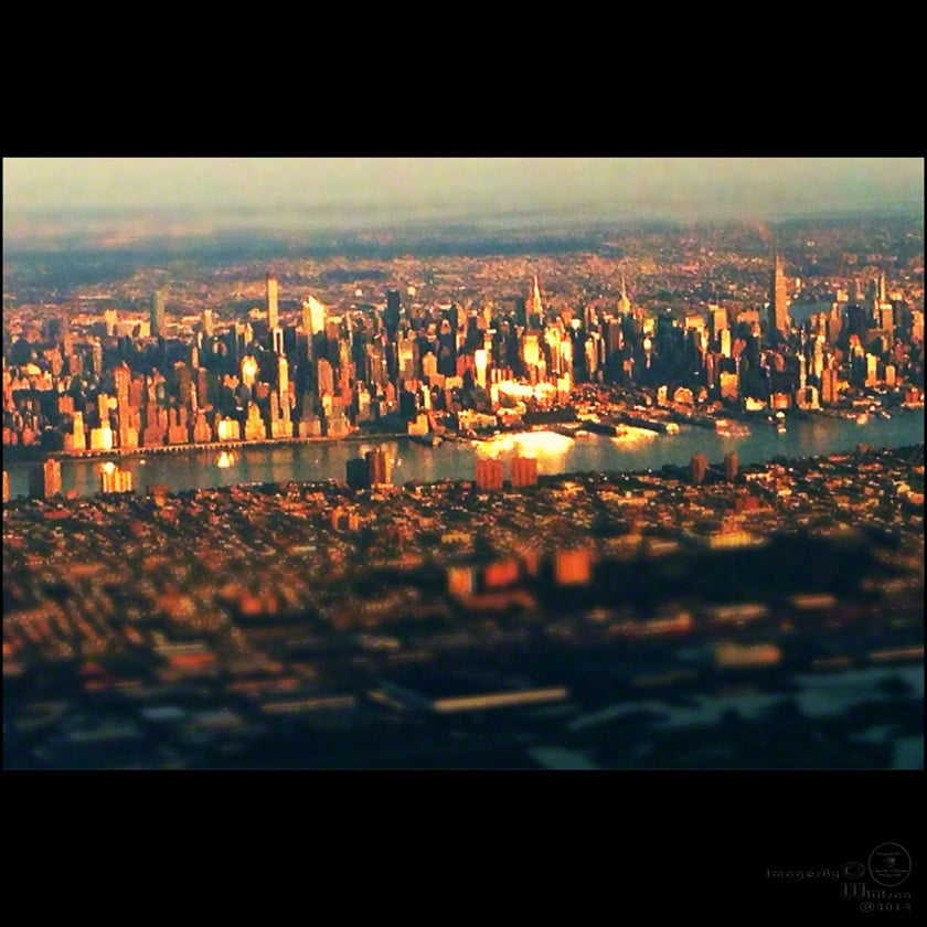 NYC, flying, plane, instagram