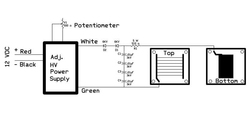 DIY Alpha Particle Spark Detector Page 2