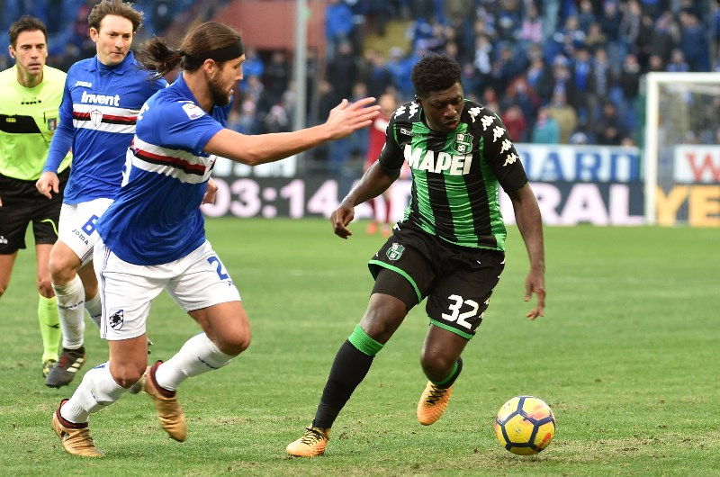 Sampdoria vs Sassuolo Match Preview, Predictions & Betting Tips - Hosts set  for third consecutive league victory
