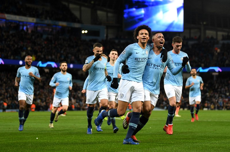 Manchester City Are Tipped To Have Little Touble Against Burton Albion In The League Cup Getty Images