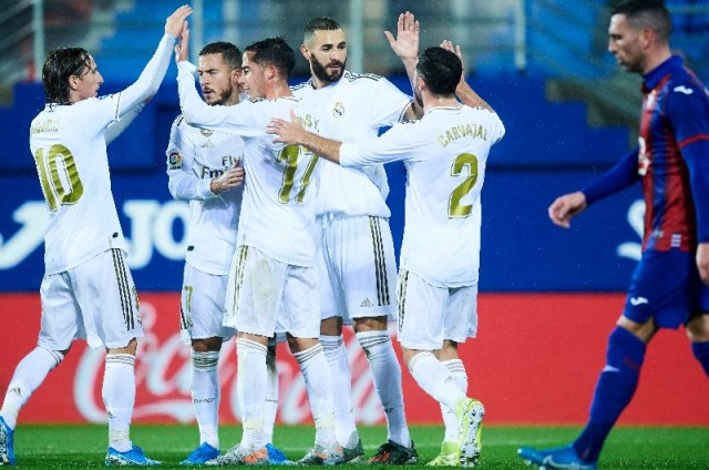 Real Madrid vs Eibar Preview & Betting Tips - Real to breeze past ...