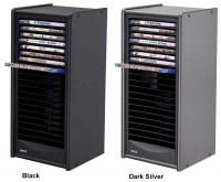Spring Eject Blu Ray Storage Rack 20 Blu-ray Holder NEW | eBay